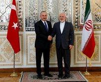 Bakan Çavuşoğlundan İranda kritik görüşmeler
