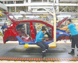 Üretim ve ihracat rekor kırdı