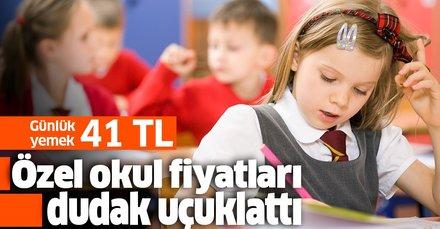 Özel okulların yıllık fiyatı cep yakıyor!