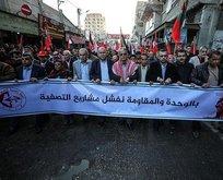 Filistin Halk Kurtuluş Cephesi'nden acil çağrı!