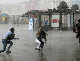 Meteoroloji'den Türkiye genelinde son dakika yağış uyarısı! 17 Haziran 2019 hava durumu