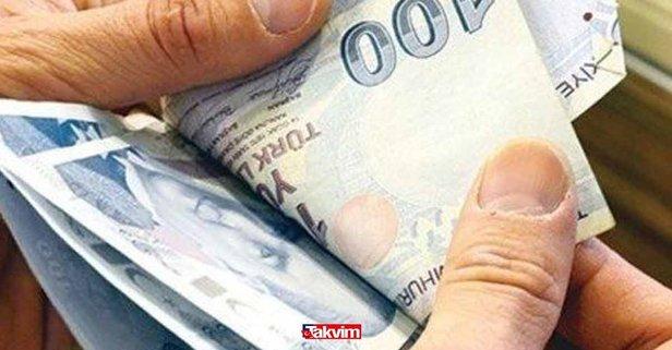 Hükümet herkese 1.037 TL maaş için düğmeye bastı!
