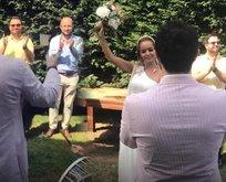 Bengü'nün görkemli düğününden detaylar...
