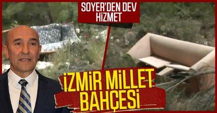 İzmir Çeşme'de çevre katliamı!