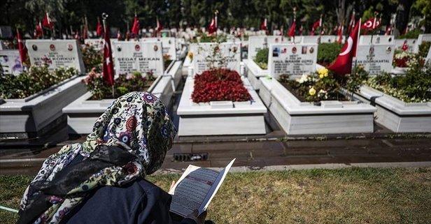 Mezarlık ziyaretleri serbest mi? Bayramda mezarlık kabir ziyaretleri serbest mi?