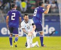 Arjantin yine kayıp