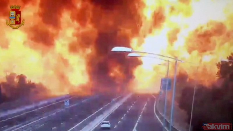 İtalya Bolognadaki patlama ardından ortaya çıkan dehşet verici tablo!