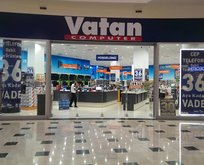 Vatan Bilgisayar'dan yeni mağaza yatırımı