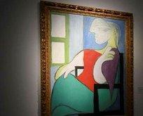 Picasso'nun eseri rekor fiyata satıldı