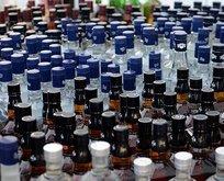 Hatay'da sahte içki operasyonu: Tam 410 litre...