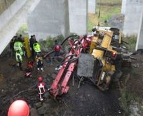 3. Köprü yolunda korkunç kaza!