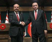 Başkan Erdoğan, Tatar ile görüştü