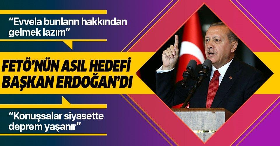 Sabah gazetesi yazarı Mahmut Övür: FETÖ'nün asıl hedefi Erdoğan'dı