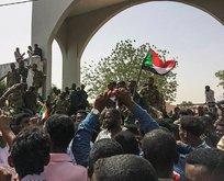 Sudan'daki darbede flaş gelişme!