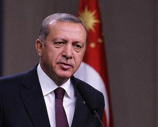 Erdoğandan Galatasaraya şampiyonluk tebriği