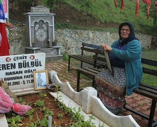 PKK'lı teröristler tarafından şehit edilmişti! Eren Bülbül'süz 5. bayram