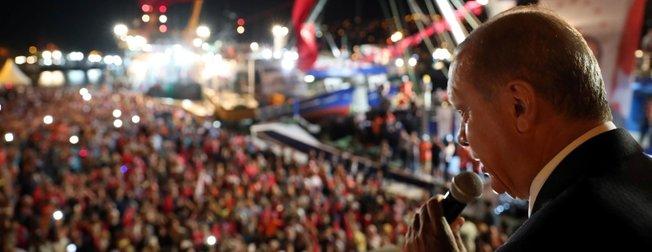 Erdoğan Sarıyer'de balık av sezonunun açılışında konuştu