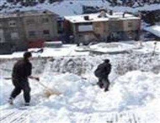 Bitlisten Kar Manzaraları