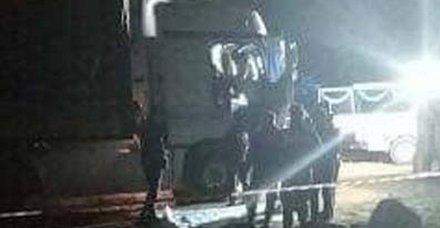 Şanlıurfa'da TIR şoförünü öldürüp hırsızlık yaptılar