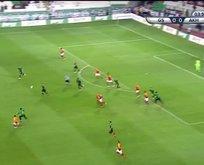 Elvis Manu getirdi Seleznyov bitirdi! Galatasaray: 0 - Akhisarspor: 1