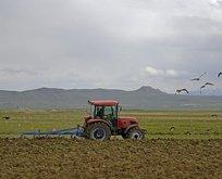 Çiftçiye 5 milyarlık destek