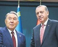 Kazakistan'da dev FETÖ operasyonu