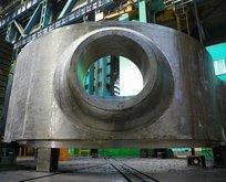 Nükleer reaktör üretimine başlandı