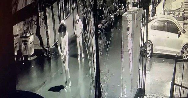 İstanbul'da tekel bayisine pompalı saldırı