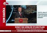 Başkan Erdoğan: 81 il merkezinin tümünde doğal gazı ulaştırmış oluyoruz