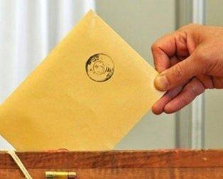 2018 seçim anketleri yayınlandı! Partilerin oy oranı nasıl? İşte son anket sonuçları