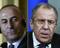 Rusya, Bakan Çavuşoğlu ile görüşülecek konuyu açıkladı