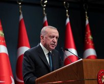 Başkan Erdoğan'dan OVP açıklaması
