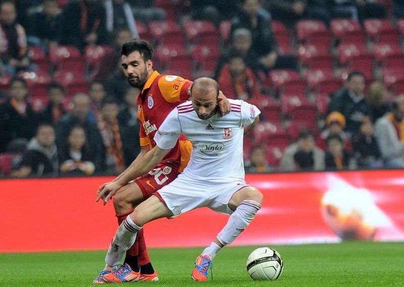 Galatasaray - Balıkesirspor: 4-1