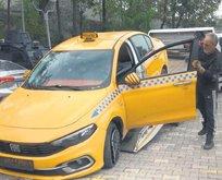 İstanbul'da bir tuhaf taksi hikayesi!