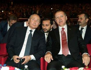 Türkakım için İstanbulda tarihi tören