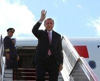 Erdoğan, Polonyaya gitti
