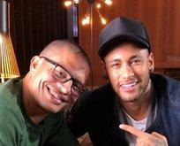Neymar: O benim idolüm
