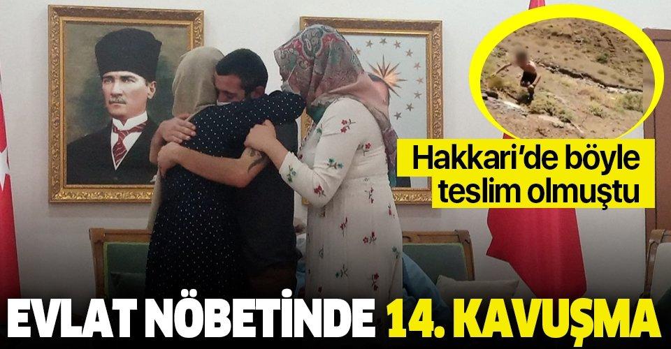 Son dakika: Diyarbakır'daki evlat nöbetinde 14. kavuşma