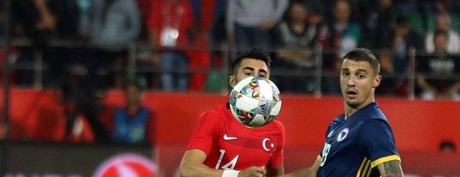 Rize'de sessiz prova | Türkiye:0 Bosna Hersek:0 Maç sonucu