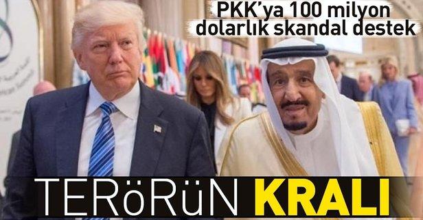 Suudi Arabistandan PKKya 100 milyon dolar