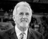 NBA'in efsane ismi hayatını kaybetti