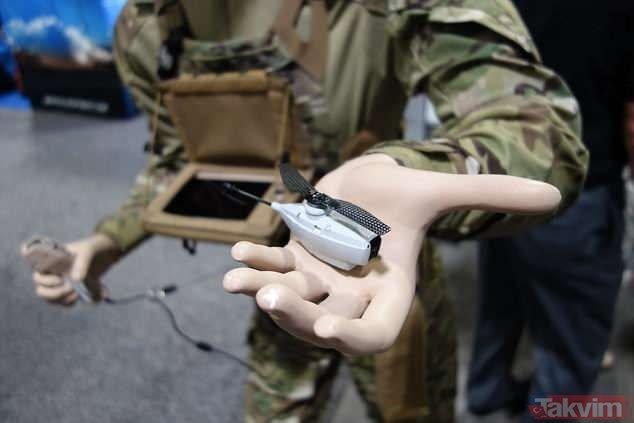 Amerika silah gücüne 'siyah eşek arısını ekledi' (Yeni nesil savaş makineleri)