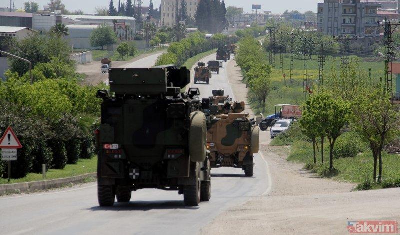 Sınırda dikkat çeken hareketlilik! Başkan Erdoğan Anlayacakları dilden mesaj vereceğiz demişti