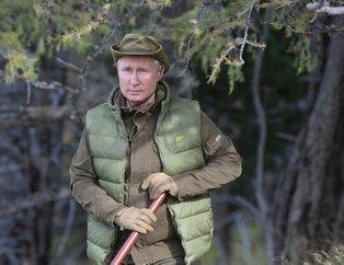 Putin doğum gününde bunu yaptı! Fotoğraflar az önce paylaşıldı