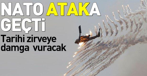 NATO Ataka geçti