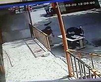 İstanbul'da akılalmaz olay! Başına caraskal düştü, beyni patladı
