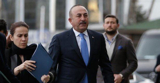 Çavuşoğlu: Mihraç Uralın Türkiyeye iade edilmesi istendi