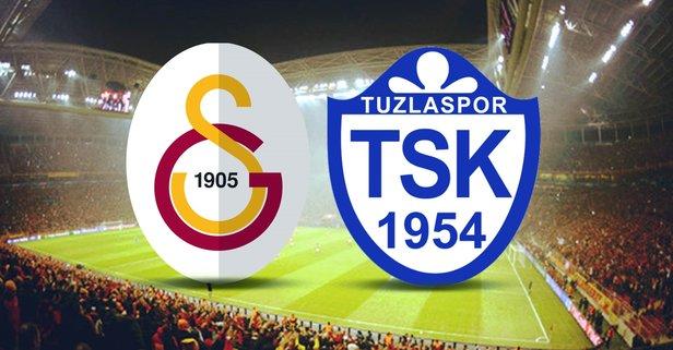 Galatasaray-Tuzlaspor maçı ne zaman?