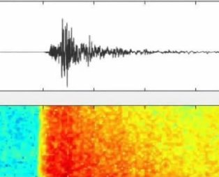 SON DAKİKA: İzmir'de deprem anında ortaya çıkan ses böyle kaydedildi! İşte tüyler ürperten o ses...