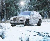 Rolls-Royce'un elması